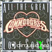 Commodores - All Great Love Songs (1984)