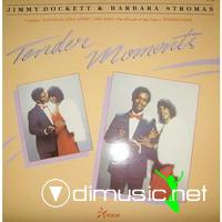 Jimmy Dockett & Barbara Stroman - Tender Moments (Vinyl, LP) 1985