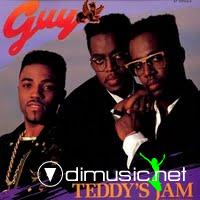 Guy - Teddys Jam MIXES  1988