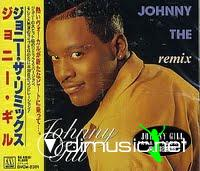 Johnny Gill  - The Remix  CD - 1991