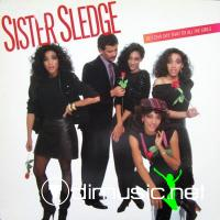 Sister Sledge - Bet Cha Say That To All The Girls * 1983