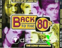 Various - Back To The 80's - The Long Versions