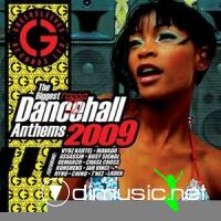 VA - The Biggest Dancehall Anthems [Retail] (2009)