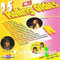 VA 25 Rolling Oldies vol.1-2-3