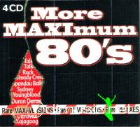 Various - More MAXImum 80's