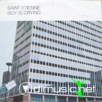 Saint Etienne-Boy Is Crying [CDS][2001]