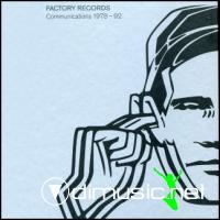 VA - Factory Records 78-92 (4CD) (2009)
