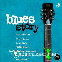 Blues Story Vol. 9 - 12
