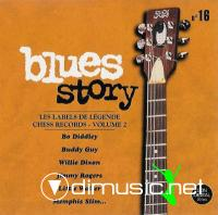 Blues Story Vol. 16 - 20