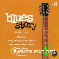 Blues Story Vol. 21 - 25