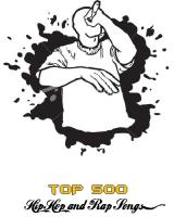 Top 500 of the GREATEST Hip-Hop & Rap Songs