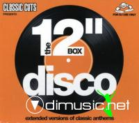 Mastermix Classic Cuts The 12inch Disco Box