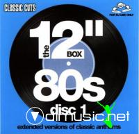 Mastermix Classic Cuts The 12inch 80's Box