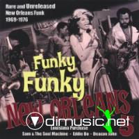 VA - Funky Funky New Orleans 5