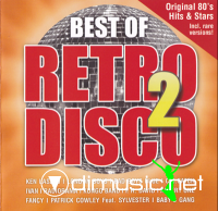 Various - Best Of Retro Disco 2