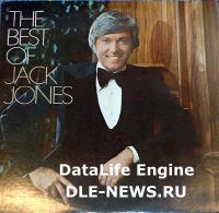 Jack Jones - The Best of Jack Jones - 1977
