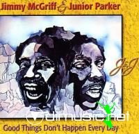 JIMMY MCGRIFF - GOOD THINGS DON'T HAPPEN EVERYDAY   1972