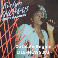 Evelyn Thomas - This Is Madness - Single 12 - 1989