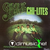 Chi-Lites, The - Give It Away  1969