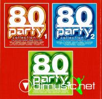 VA - 80 Party Collection vol.1-3 (2009)