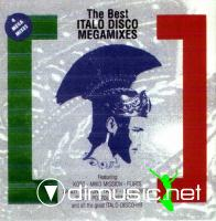 Various - The Best ITALO DISCO MEGAMIXES