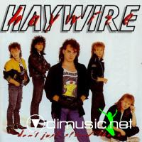 Haywire - Don't Just Stand There [1987]