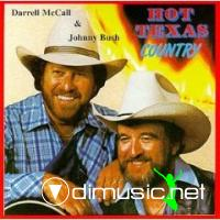 Darrell McCall & Johnny Bush - Hot Texas Country