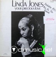 Linda Jones - Your Precious Love (Vinyl, LP, Album) 1972
