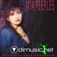Nia Peeples - Nothin' But Trouble (CD, Album)