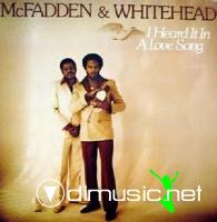McFadden & Whitehead ‎- I heard it in a love song (1980)