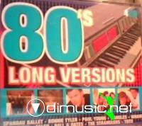 80's Long Versions VA (2009) 4 CD's