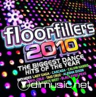 VA - Floorfillers 2010 - The Biggest Dance (2CD) (2009)