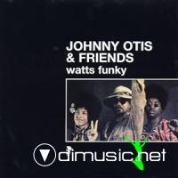 JOHNNY OTIS AND FRIENDS  -  WATTS FUNKY * Late 60s/1970s