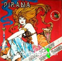 Adal-Scandy Super Band - Pirana - Single 12'' - 1981