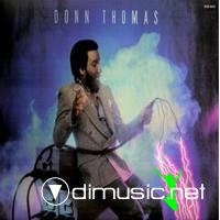 Donn Thomas - Live Wires (Vinyl, LP, Album) 1980