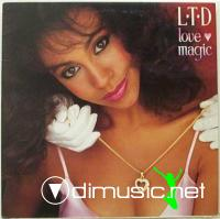 L.T.D. - Love Magic - 1981