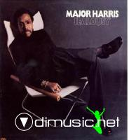 Major Harris - Jealousy (Vinyl, LP, Album) 1976