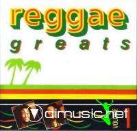 Various - Reggae Greats Volume 1--4