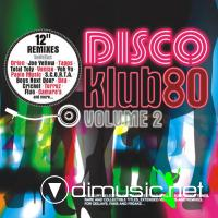 Various - Disco Klub80 Vol. 2