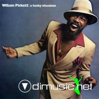 Wilson Pickett - A Funky Situation - 1978