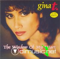 Gina T - The Window Of My Heart - 1992