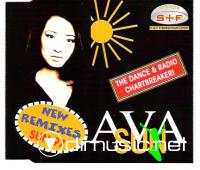 Ava - Sun (New Remixes Sun 97) - Maxi CD - 1997