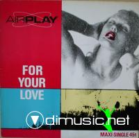 Airplay - For Your Love[WAV]