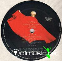 Belen Thomas with Mike Francis - Survivor - Single 12'' - 1989