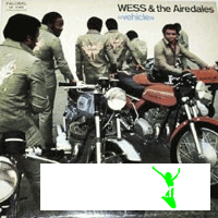 Wess and the Airedales - Vehicle (1972)