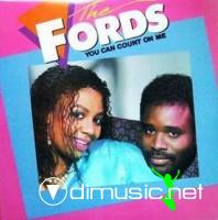 The Fords - You Can Count On Me (1986)