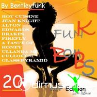 FUNK BOMBS vol. 20 - V.i.P DE LUXE SUMMER 2009 EDITION