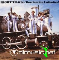Right Track - Destination Unlimited (Vinyl, LP) (1978)