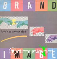Brand Image - Love In A Summer Night - Single 12'' - 1985