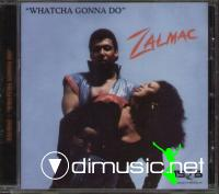 Zalmac - Whatcha Gonna Do - 1982 - CD Reissue